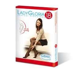 Calza per reggicalza Lady Gloria 18