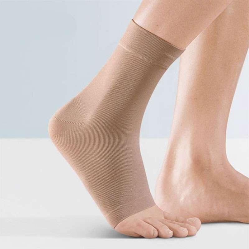 Cavigliera in tessuto elastico
